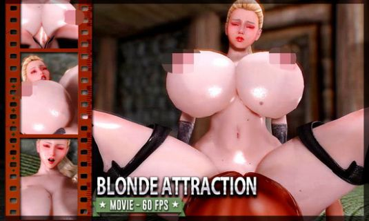 Blonde Attraction