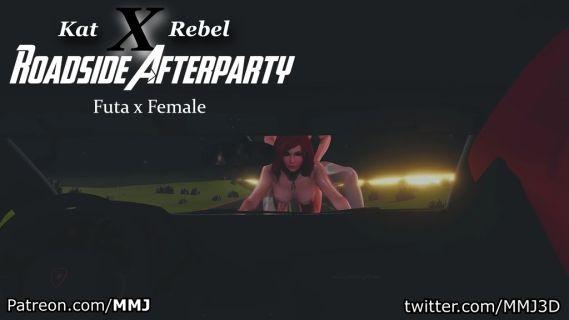 Rebel x Kat - Roadside Afterparty