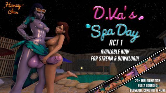 Dva's Spa Day Act1