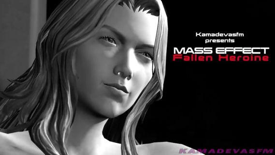 Mass Effect Fallen Heroine