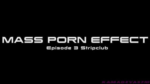 Mass Porn Effect Episode 3