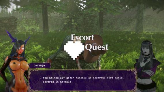 Escort Quest
