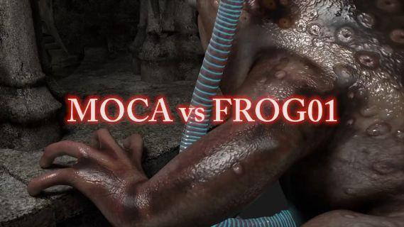 MOCA X FROG HIGH ALICE SPIN OFF EX
