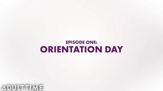 Hentai Sex School Episode One: Orientation Day
