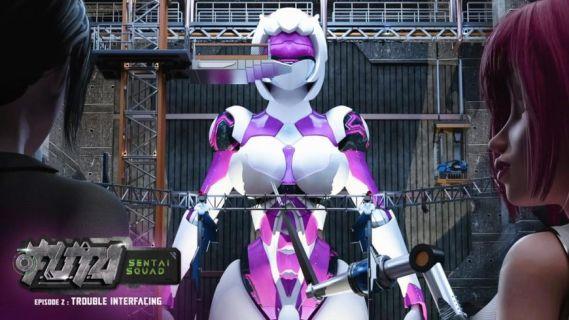 F.U.T.A. Sentai Squad Episode 2 – Trouble Interfacing
