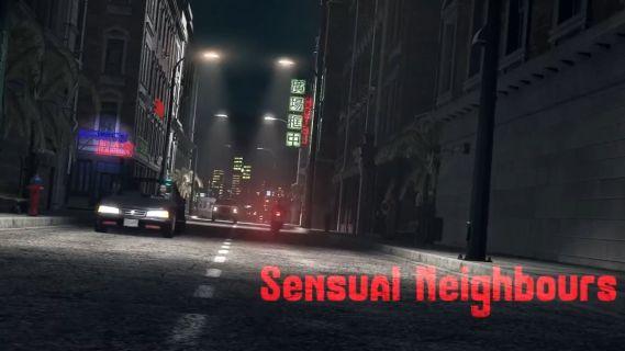 Sensual Neighbours